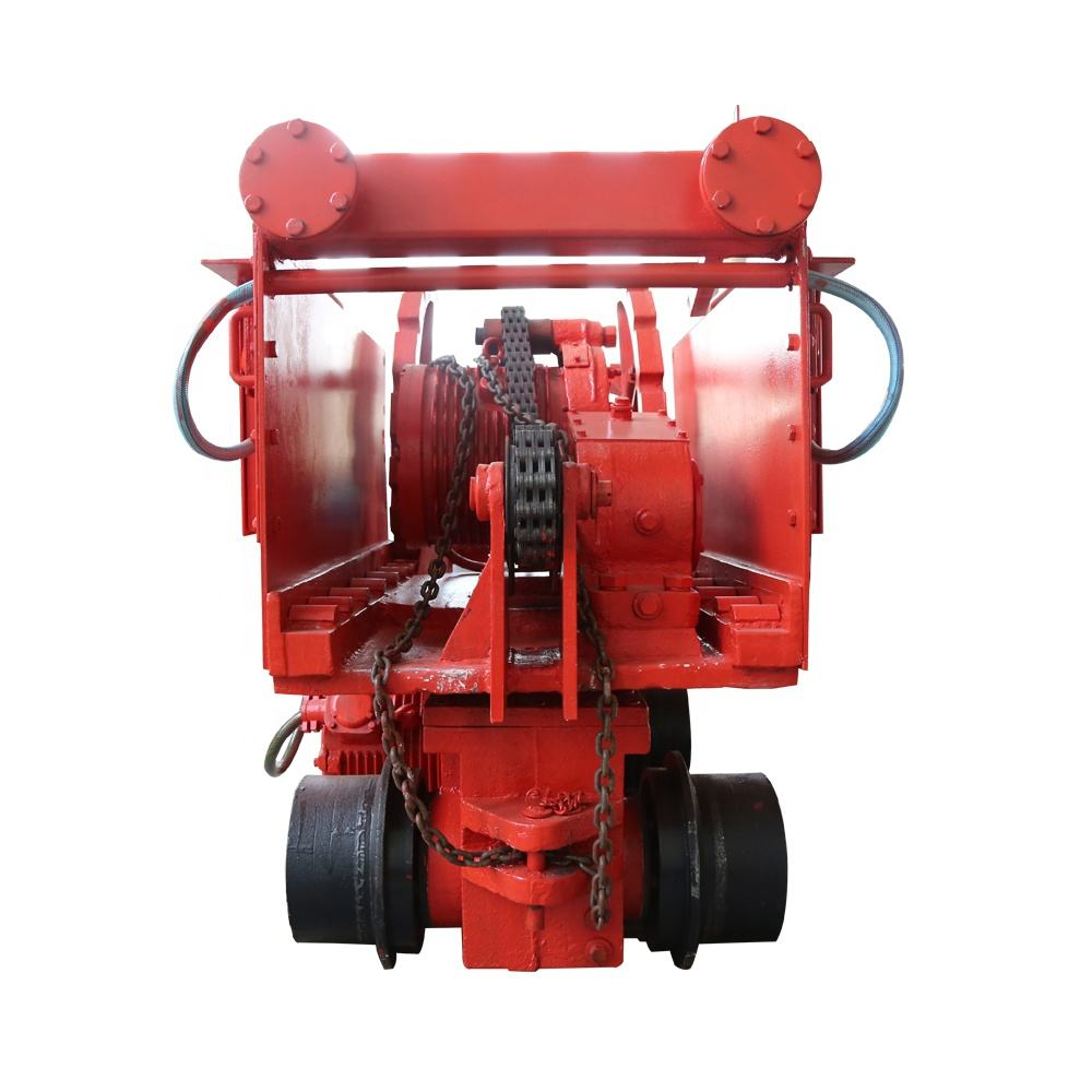 Factory Direct Sale Underground Mining Electric Rock Loader Rock Mucking Loading Machine
