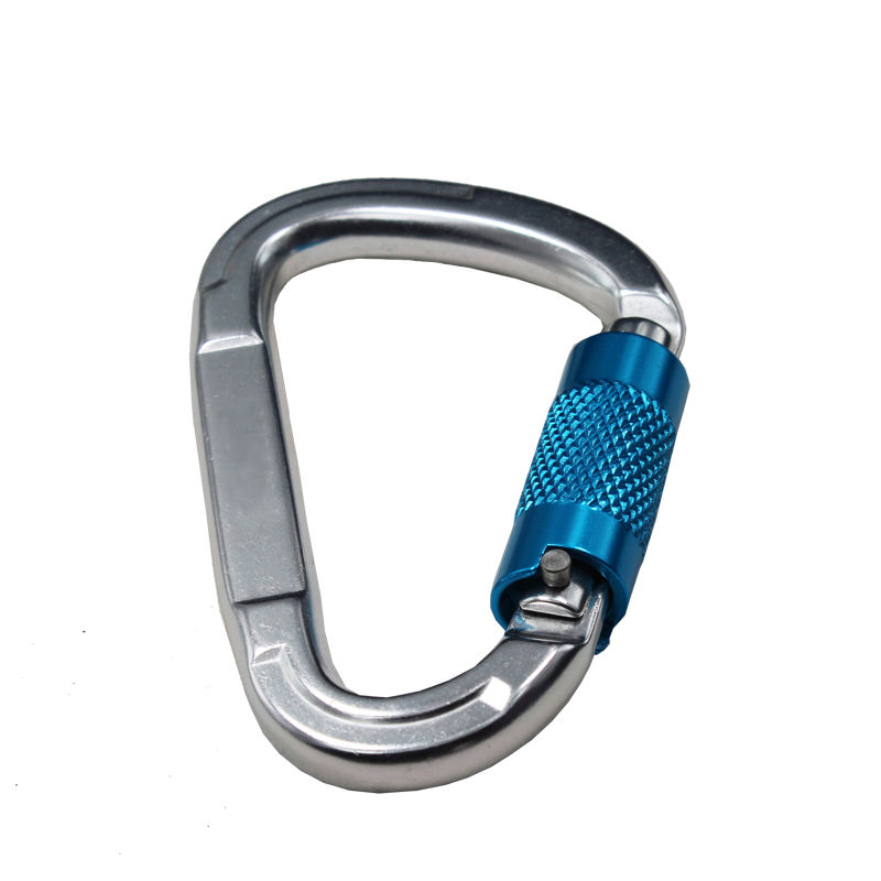 Intop China factory aluminum high quality carabiner for sale