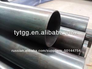 продольное электрическое сопротивление сварных стальных труб/st52 lsaw/dsaw трубы углеродистой стали китай поставщик