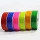 High Light 3M Clear Glass Beads Reflective PVC Tape for Police Uniform