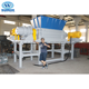Paper Crusher Core Shredder Baler Machine