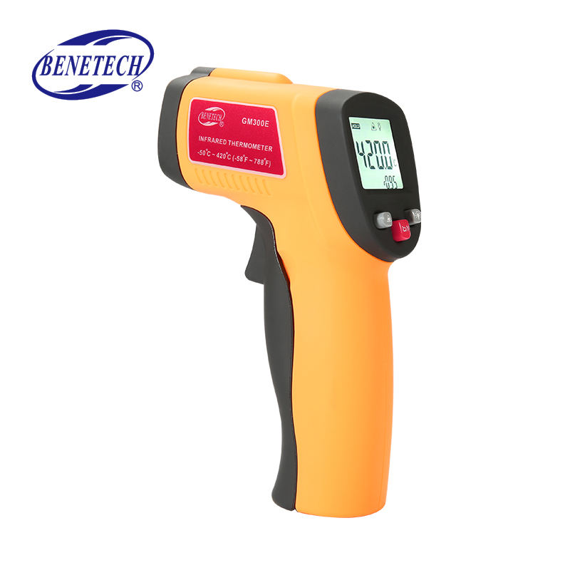 GM300E mini non-contact digital laser infrared thermometer for industrial