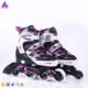 High quality Swiss E6 fashion Fitness entertainment inline shates professional roller skate shoe