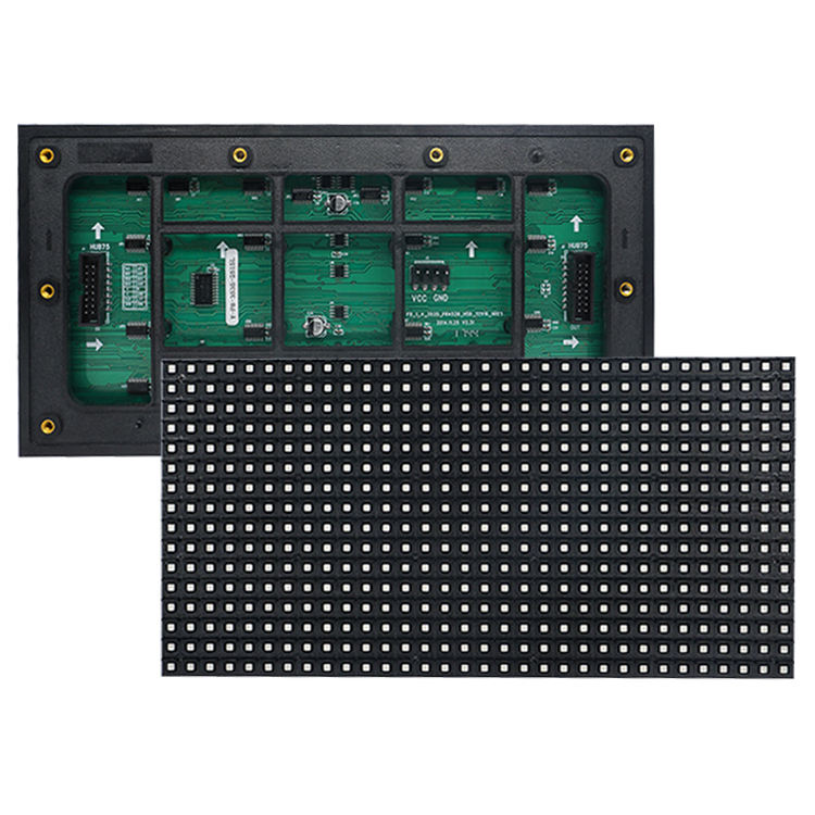 야외 P8 256x128 Prices 풀 Color Display 스크린 module 32x16 Dot Matrix 8 미리메터 Module Led tv Display