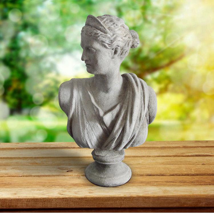 النمط الكلاسيكي الروماني اليوناني فينوس تمثال تمثال نصفي الجسم