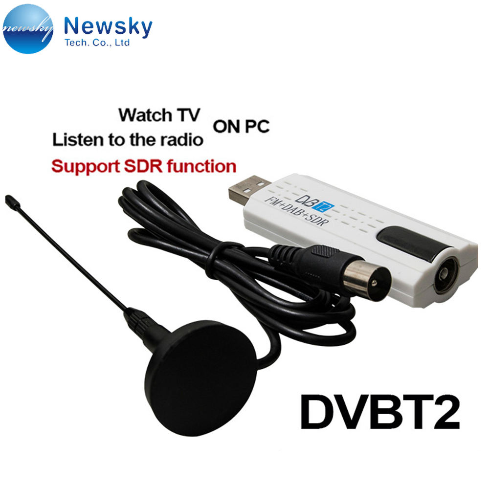 [ Receiver Usb Dongle ] Usb Dongle Competitive Price DVB-T2/T TV Program Receiver USB Dongle