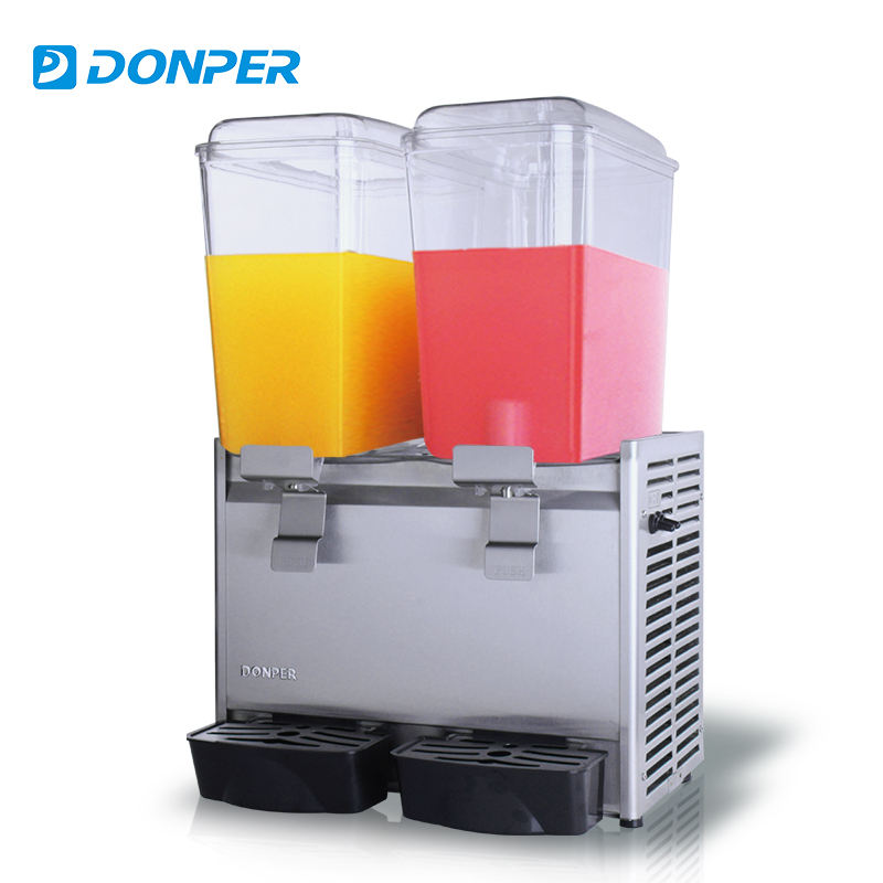 LP18X2 hot sale cold juice drinking dispenser beverage juice dispenser