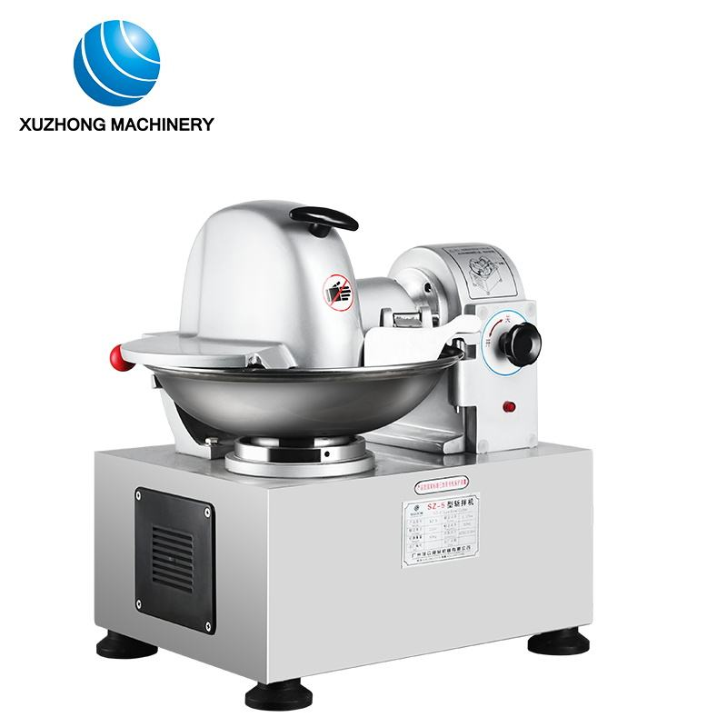 wholesale price commercial multifunctional meat dumpling filling chopper meat cutting machine