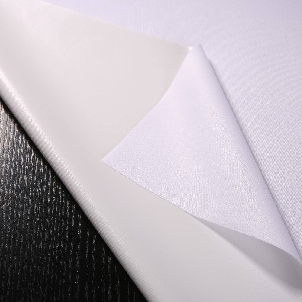 Custom laminated cotton/polyester material mattress cloth home fabric textile