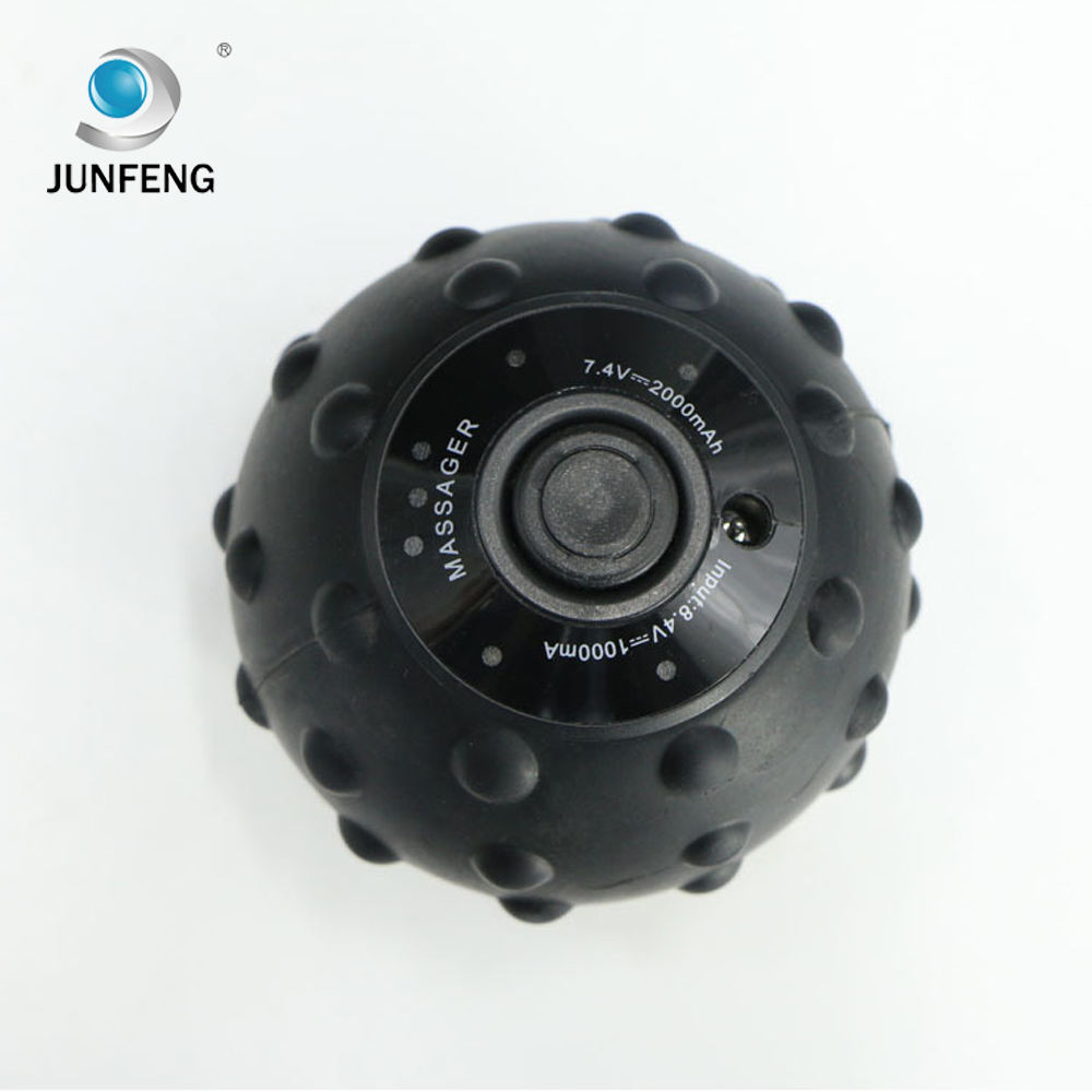 High quality hand heated massage ball lacrosse massage ball