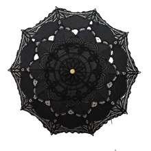 Chinese antique fancy cotton lace parasol  for lady chinese umbrellas for wedding