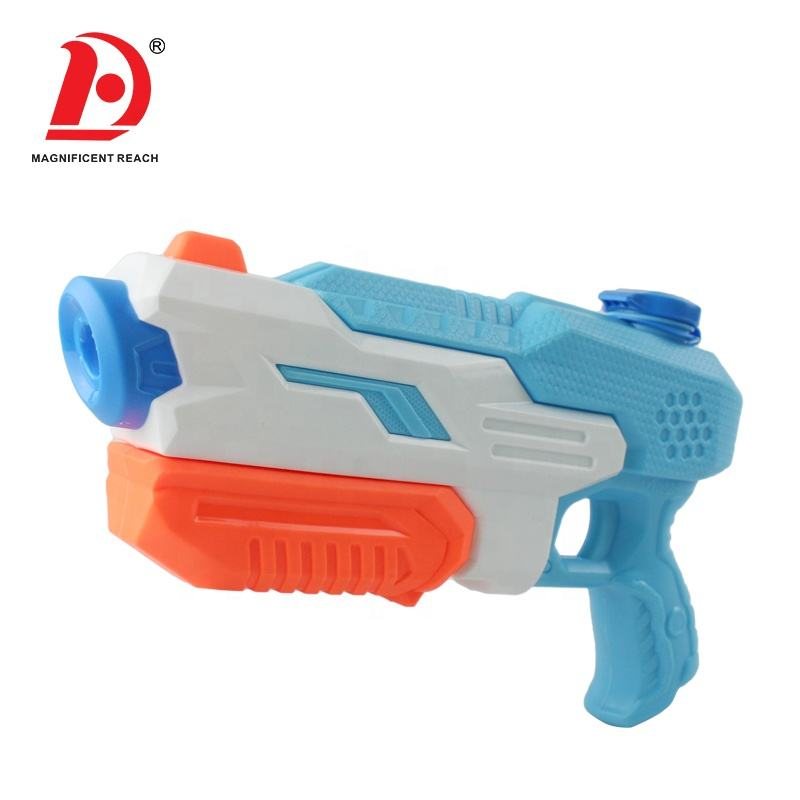 HUADA 2020 Hot Summer Funny Battle Game Plastic Long Distance High Powered Water Gun for Kids