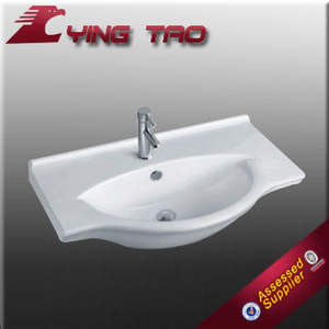 China Plastic Bathroom Sinks