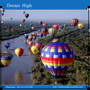 Hot air balloon fot self driving tour/charming firefly sky balloon for travel/sale