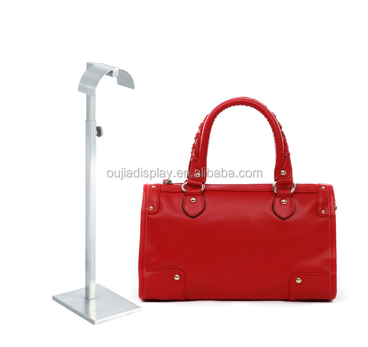 Store Display Rack Bag Holder Stand for Handbag