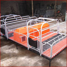 Wholesale Galvanized Used Pig Farrowing Crate For Pig Farming Equipment