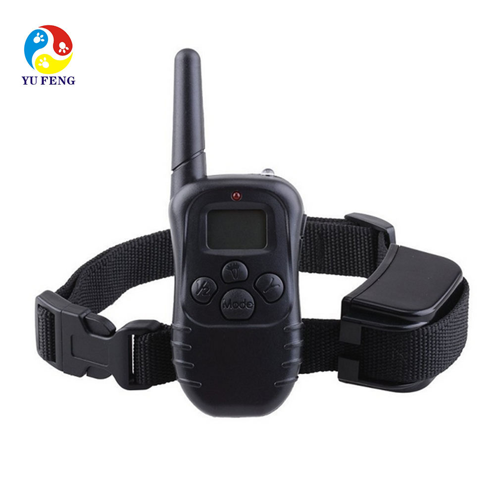 Wholesale Pet Products Supplier High Quality Rechargeable Waterproof Remote Dog Training Collar