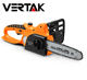 18V power tool li ion battery cordless chain saw price