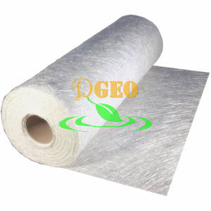 Glass Fiber Chopped Strand Mat CSM for surfacing winding