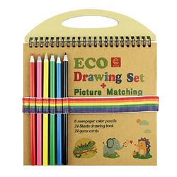 Educational Coloring Sheets for Kids as Birthday Gift