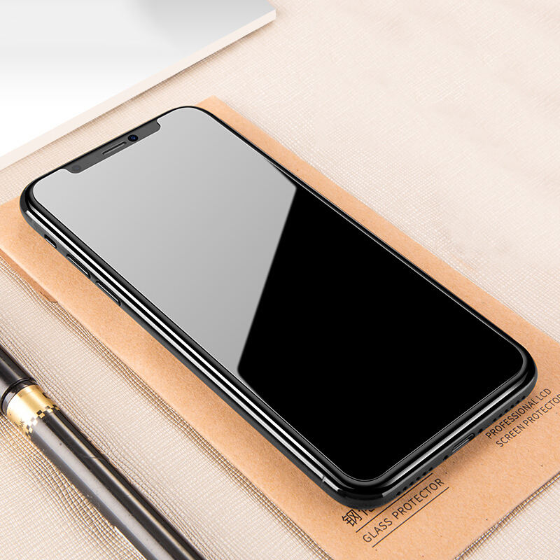(High) 저 (quality 0.26mm 2.5D mobile phone 강화 (gorilla glass) screen protector 싼 price 보호 막 대 한 iphone 6 7 8 p x/xs xs max