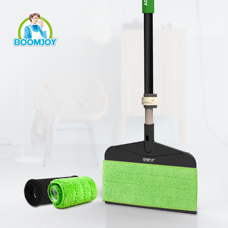 Eco- friendly Double sides magic mop EX280 multi-functional pet-hair and dust clean floor and carpet mop