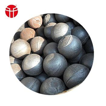 Factory offer 70mm casting steel ball for gold/iron mine