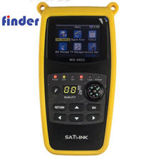 Cheaper Original satlink ws-6933 DVB-S & DVB-S2 digital satellite meter satlink ws6933 sat finder