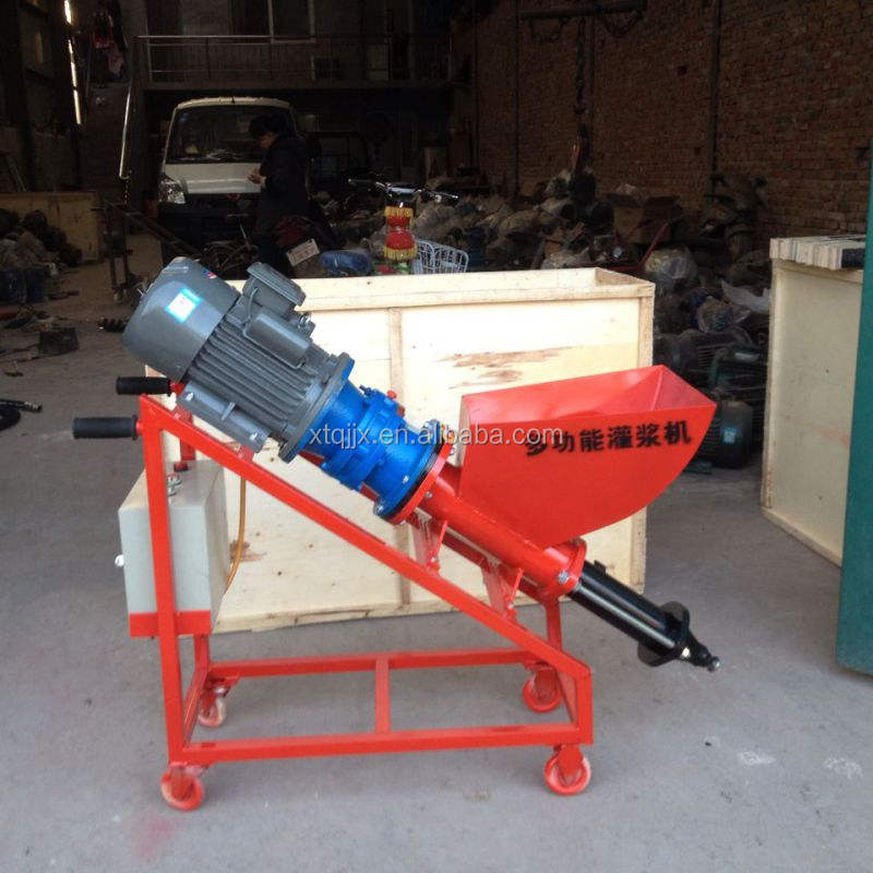 Hot Koop Mortel Cement Injectie Pomp Grouting Machine