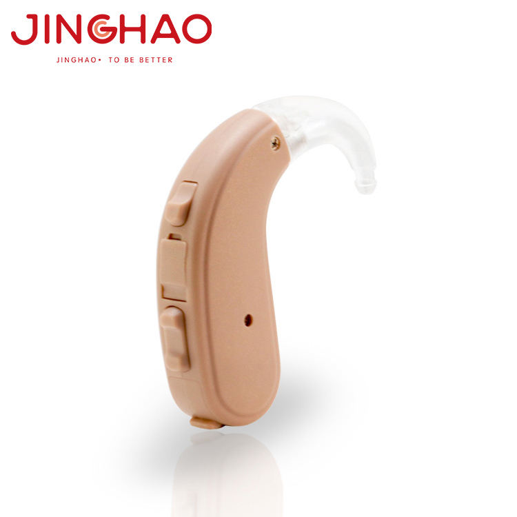 2019 New Products Programmable BTE Digital Hearing Aids for Deaf Hearing