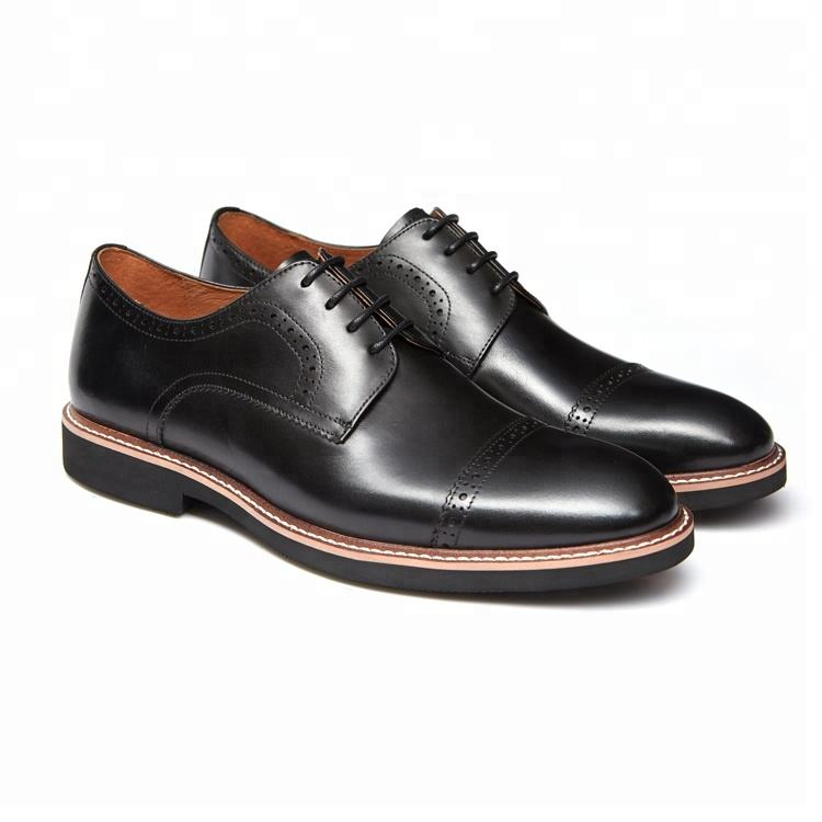 China direct shoes wholesale new model men leather shoes pictures