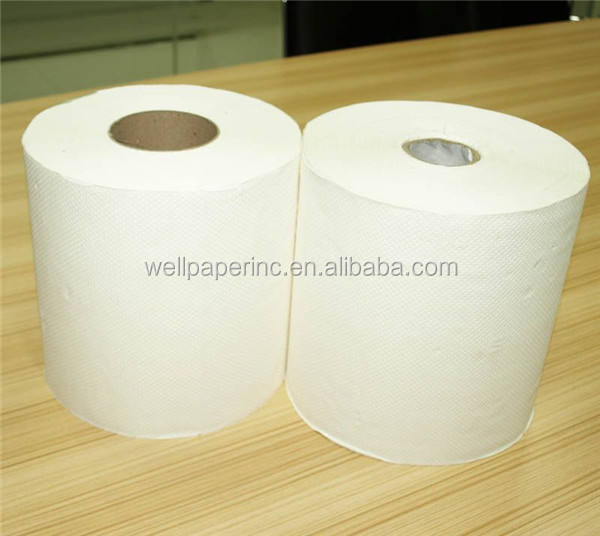Size Paper Towels, White, Huge Roll