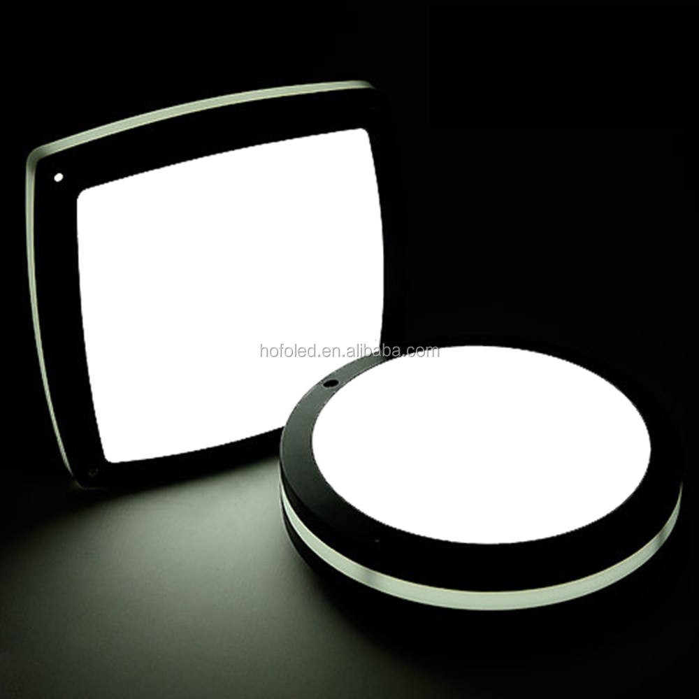 CE ROHS SAA IP65 IK10 Round Die Cast Aluminum Modern Surface Mounted LED Ceiling Light