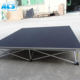 China Supply Used Folding Aluminum Stage Outdoor Concert Event Stage To USA