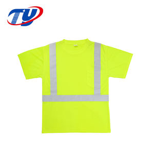 Superior Quality Breathable High Visibility T-Shirt
