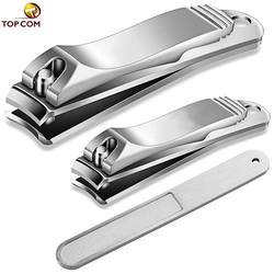 Zinc alloy stainless steel nail clipper products for beauty salon wholesale