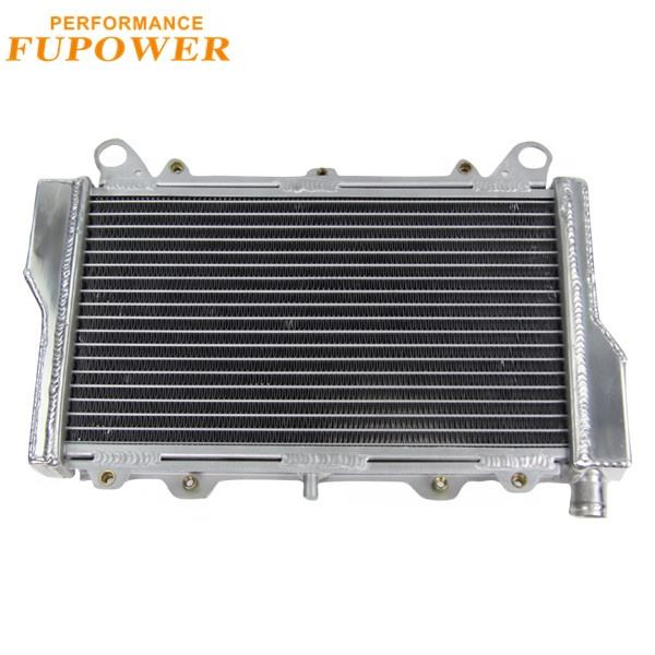 aluminum radiator core GPZ900R 26MM Temp sensor thread water heating aluminum radiator For KAWASAKI