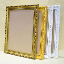 Wood Frame for oil canvas print paintings/Painting frame for home decor