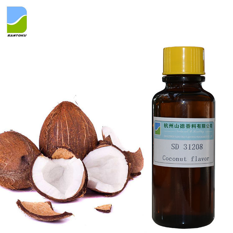 sale Coconut oil flavor Food Grade Fruit Flavour Coconut Flavor /Coconut flavour