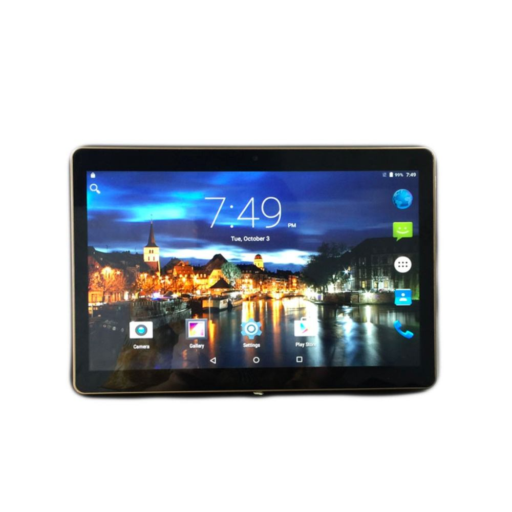 China OEM 3G Mediatek Android 7.0 Tablet 10 Inch Tablet Pc With Sim Card Slot