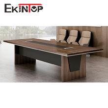 Ekintop modern meeting room office conference table and chairs for office furniture