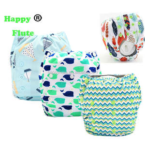 Happyflute baby gerecycled luier trainingsbroek bulk koop digitale print