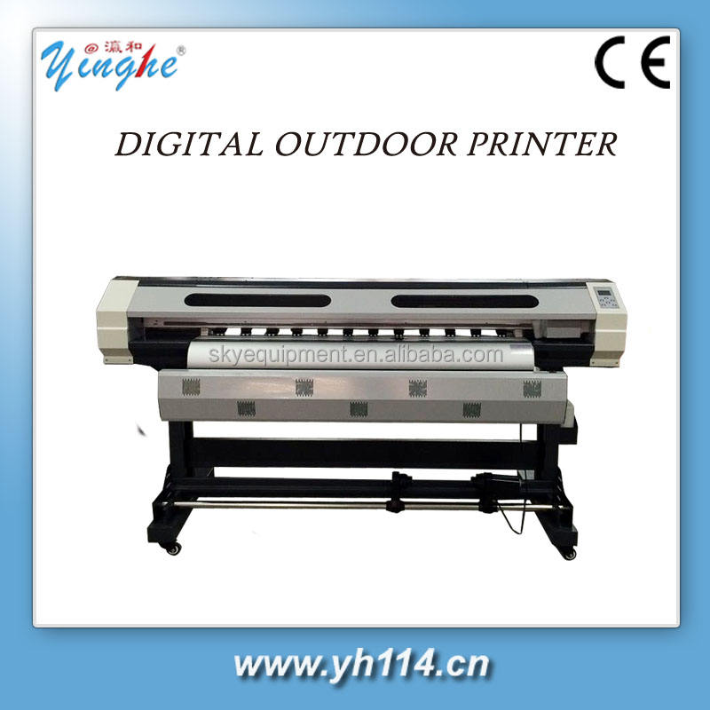 2.2m eco solvent printing machine with dx5 head