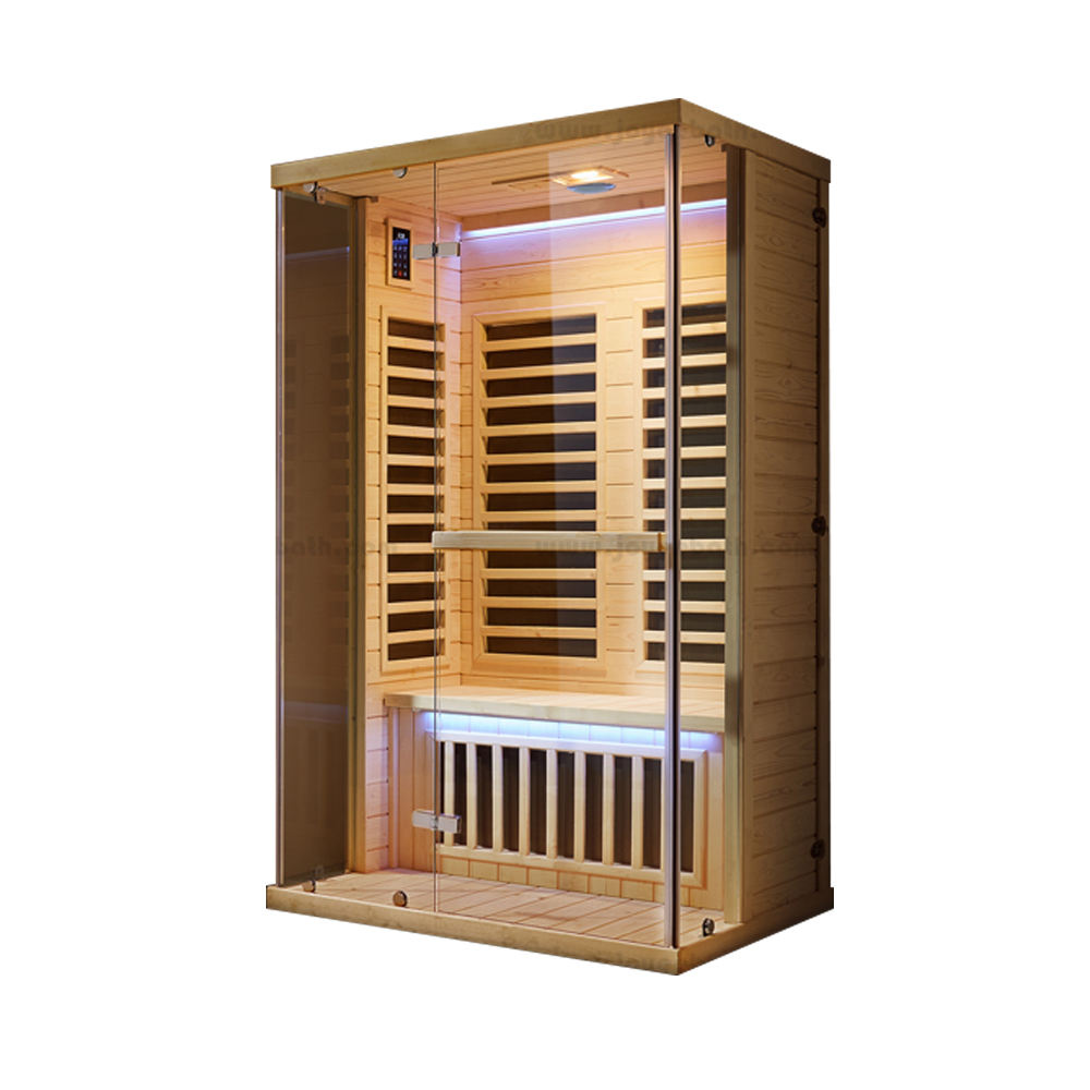J-G705 capsule far dome japan infrared sauna massage rooms oxygen ionizer with low price