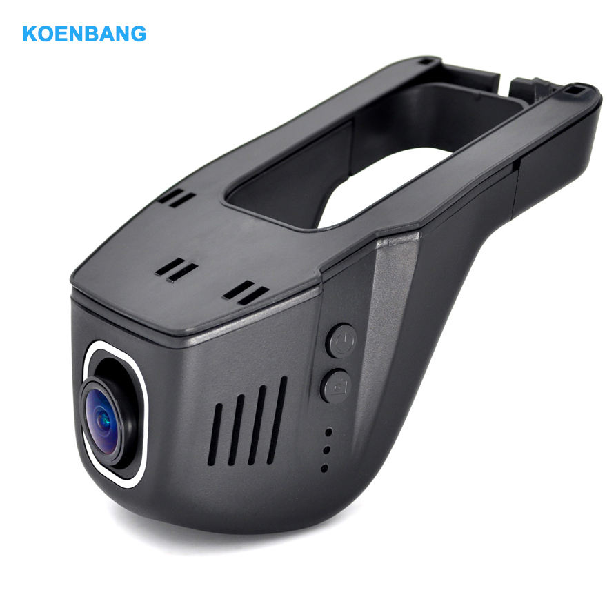 KOEN 2019 Hot Selling WDR Auto Black Box Wifi Verborgen 1080P Dash Camera Auto DVR
