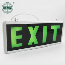 fire door running man wall mounted fire evacuation sign 2 years warranty led emergency exit sign