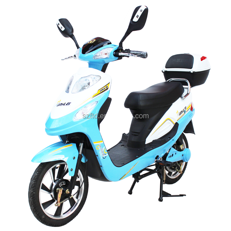 2017 New CE Approved 48V 350w Lovely model electric motorcycle for adults