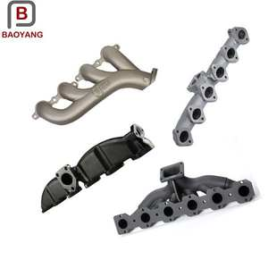 Custom e46 Cast Iron Turbo Exhaust Manifold Supplier