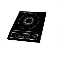 manual cooking button single crystal glass top  induction cooker