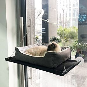 Fabricage Katten Baars Kitty Sunny Bed Soft Seat Opknoping Mounted Cat Hangmat